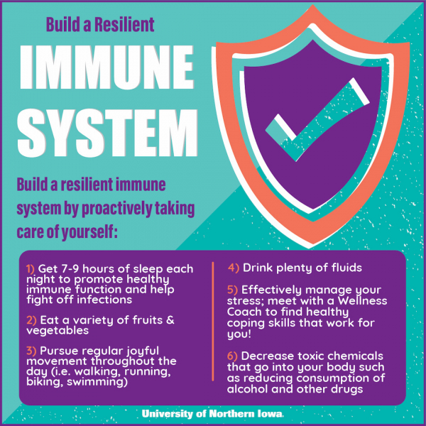 Build a better immune system