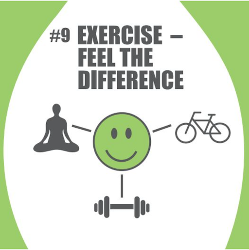 #9 Exercise Feel the Difference