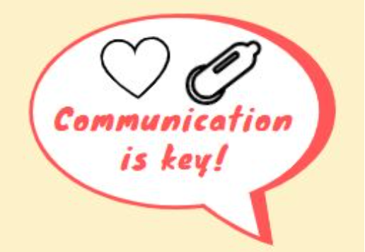 Communication is key!