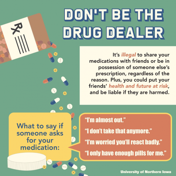 Don't Be The  Drug Dealer