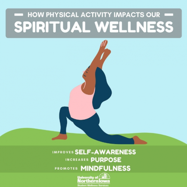How Physical Activity Impacts Our Spiritual Wellness