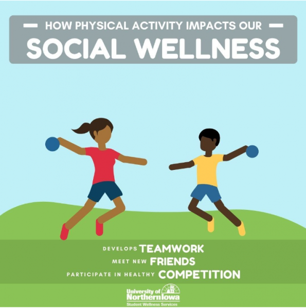 How Physical Activity Impacts Our Social Wellness