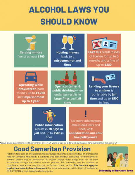 Alcohol laws you should know