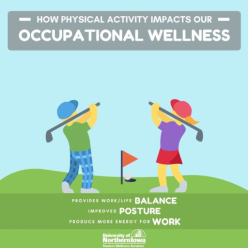 How Physical Activity Impacts Our Occupational Wellness