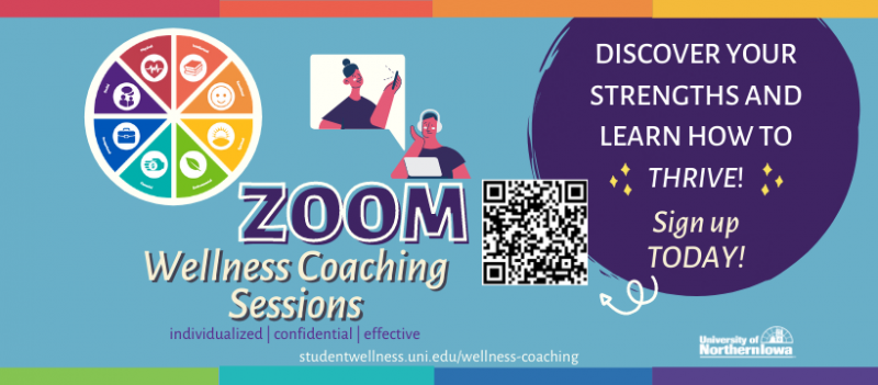 Zoom Wellness Coaching Sessions