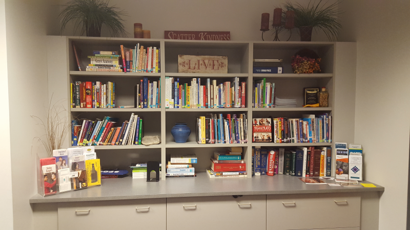 Wellness Lab library
